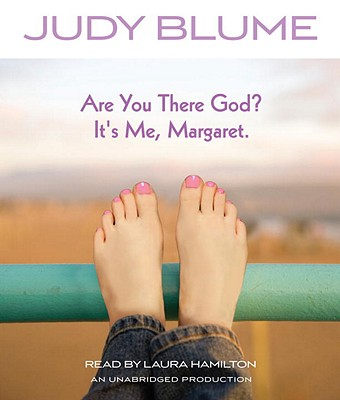 [CD] Are You There God? It's Me, Margaret By Hamilton, Laura (NRT)/ Blume, Judy